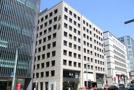三晶実業株式会社本社ビル
